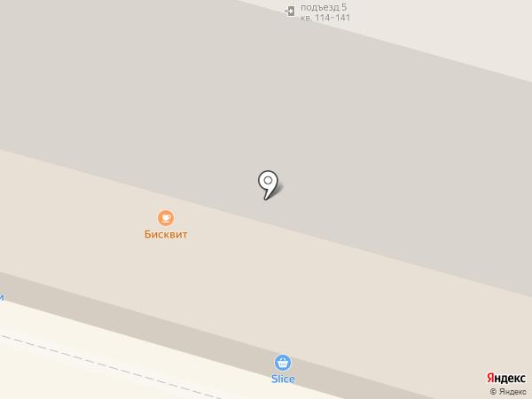 Банк Югра, ПАО на карте Волгограда