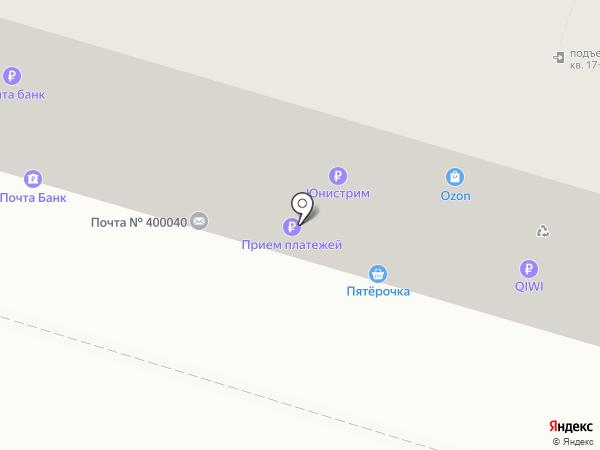 Магазин на карте Волгограда