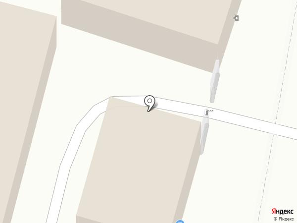 Юг-сервис на карте Волгограда