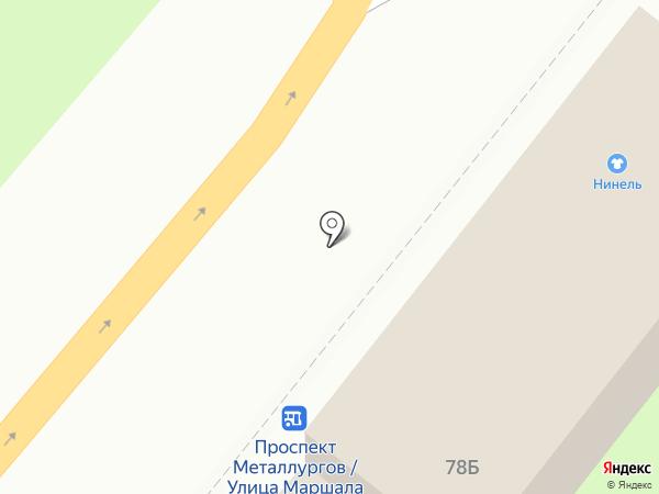 Сырный мир на карте Волгограда
