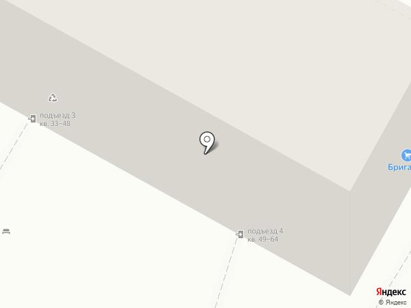 Бегемотик на карте Волгограда