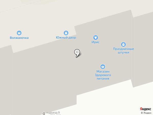 Всем на пользу на карте Волгограда