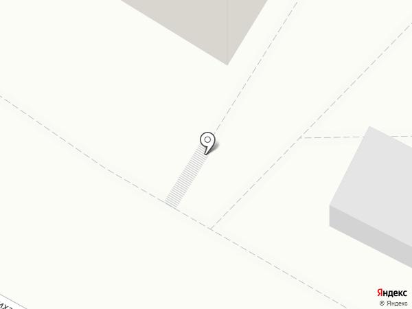 Продуктовый магазин на ул. Кузнецова на карте Волгограда
