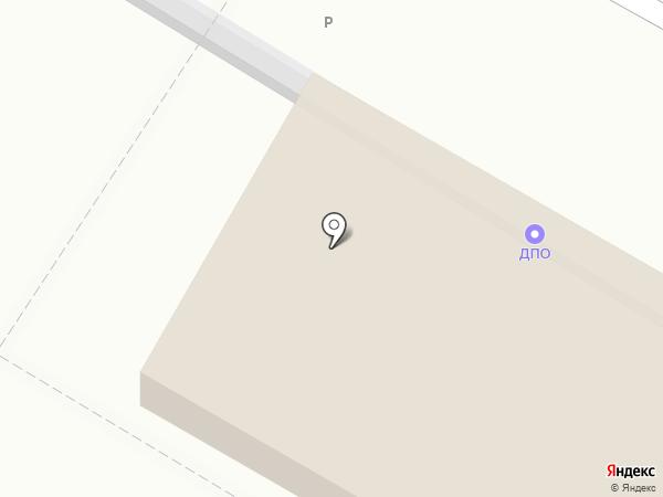 Дом пивного оборудования на карте Волгограда
