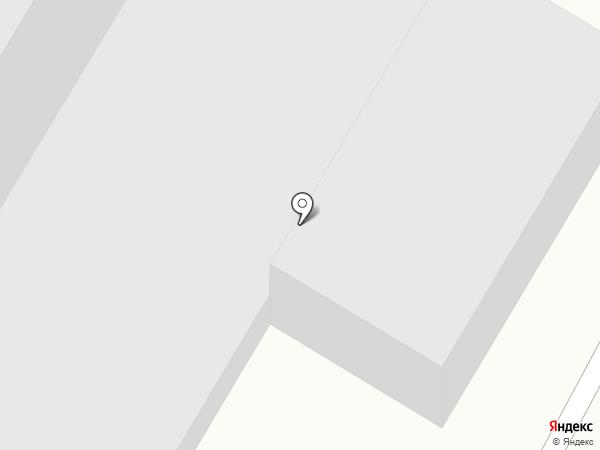 Альянсспецстрой на карте Волгограда