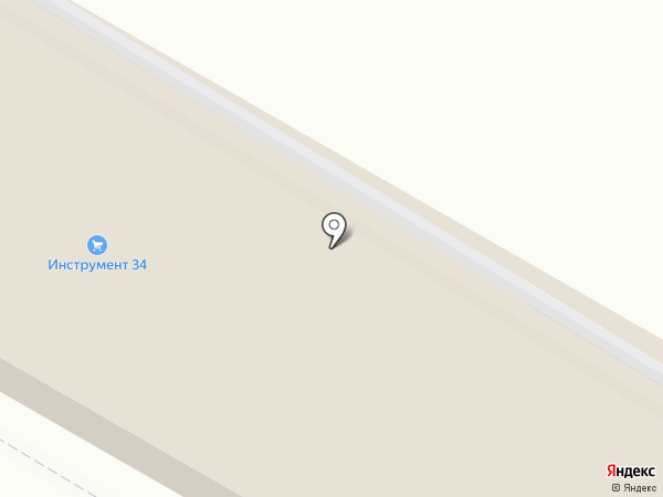 Вега Спецодежда на карте Волгограда