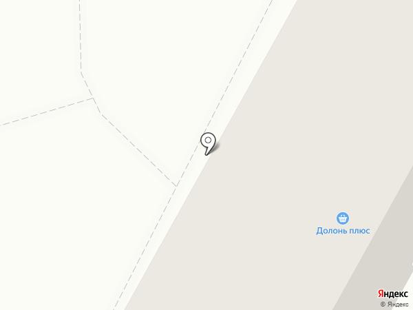 НВК на карте Волгограда