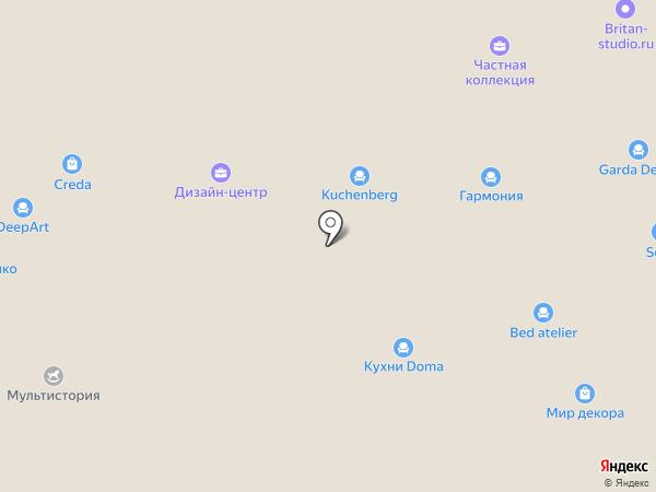 НЭП на карте Волгограда