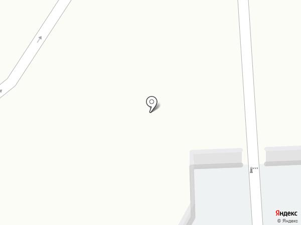 Сеть автостоянок на карте Волгограда