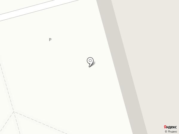 Магазин разливнонго пива на карте Волгограда