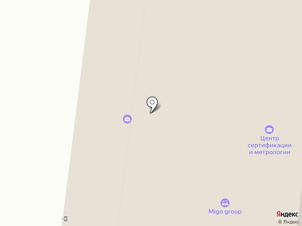 ПринТерра-Дизайн на карте Волгограда