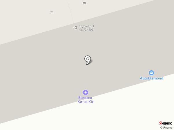 Валери на карте Волгограда