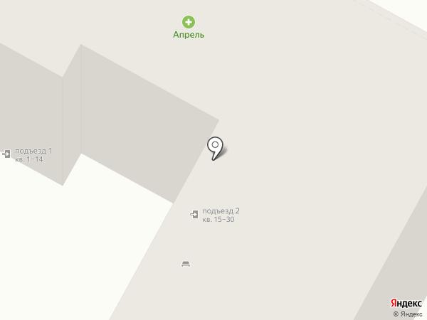 Патентный поверенный РФ Треножкина И.М. на карте Волгограда