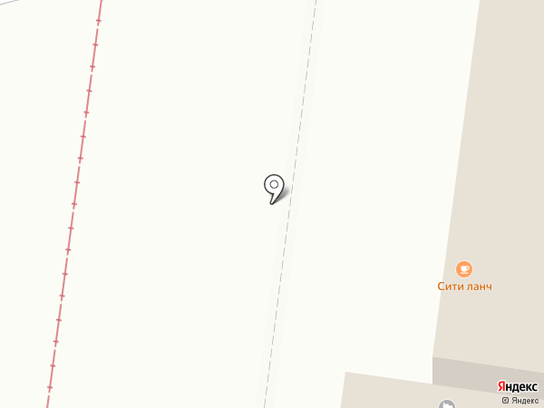 Фабрика на карте Волгограда
