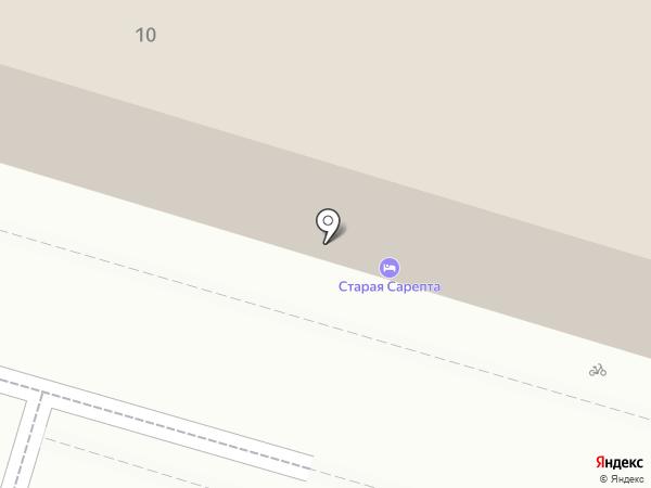 Туристско-информационный центр Волгоградской области на карте Волгограда