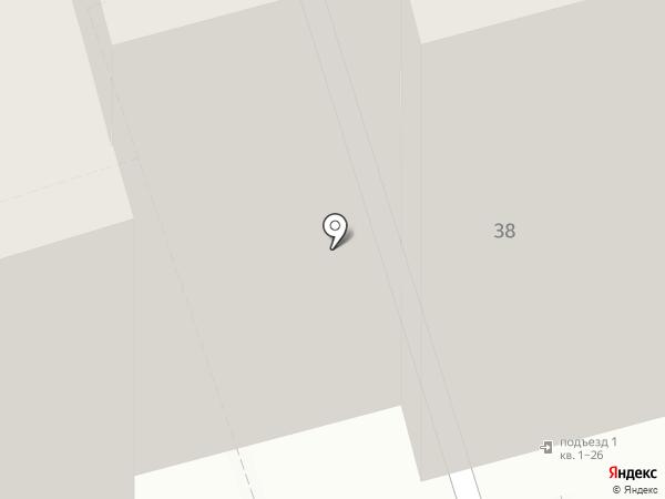 Милан на карте Волгограда