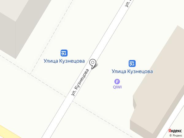 Волга-М на карте Волгограда