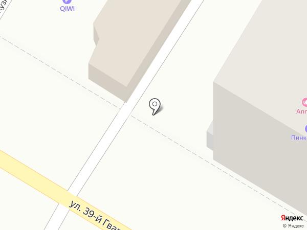 K.M. service на карте Волгограда