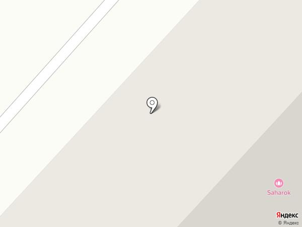Маяк на карте Волгограда
