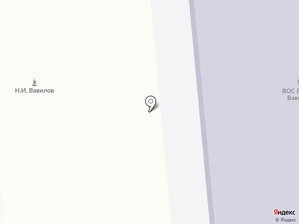 Краснослободский районный суд Волгоградской области на карте Краснослободска