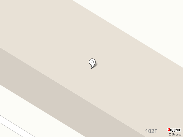 Транспортная компания на карте Волгограда