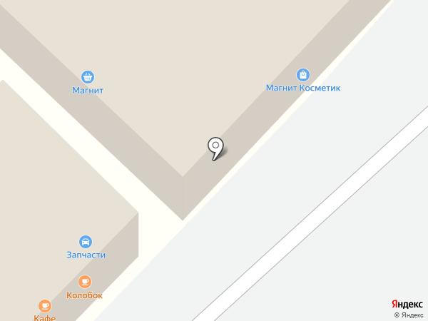 Визит на карте Волгограда