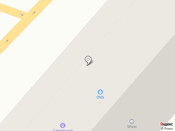 LUX на карте Волгограда