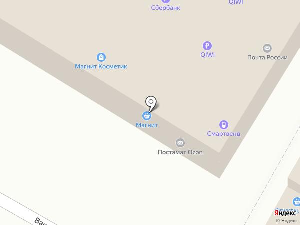 Суша на карте Волгограда