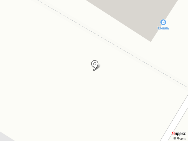 Хмель на карте Волгограда