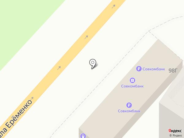 7 соток на карте Волгограда