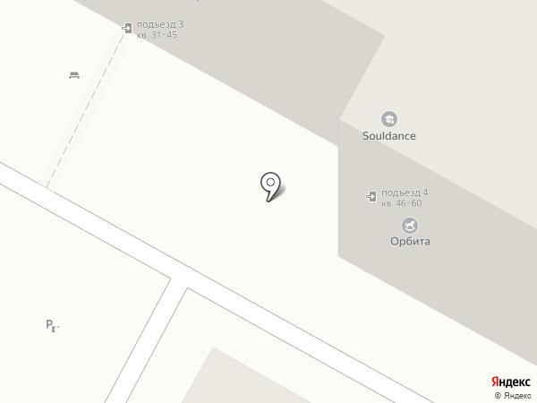 Хобби-Т, АНО на карте Волгограда