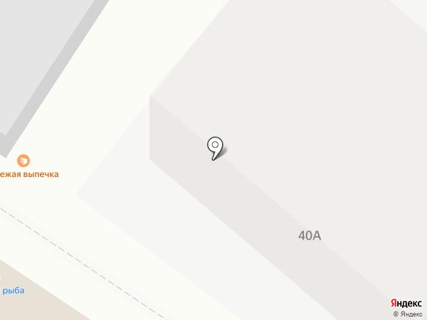 Пирожковый Рай на карте Волгограда