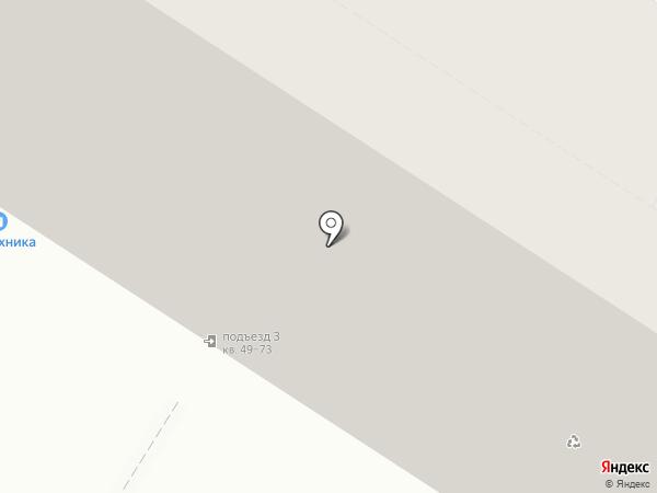 Апекс на карте Волгограда