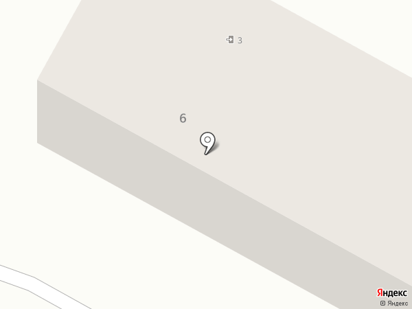 Детский сад №87 на карте Волгограда