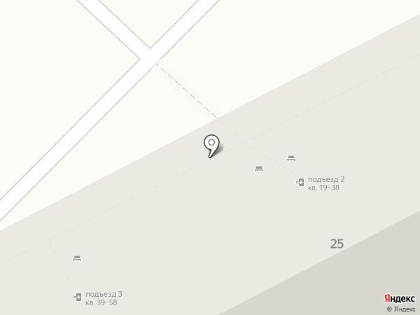 034 Переезд на карте Волгограда