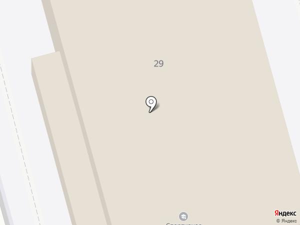 ДЮСШ №6 по акробатике на карте Волгограда