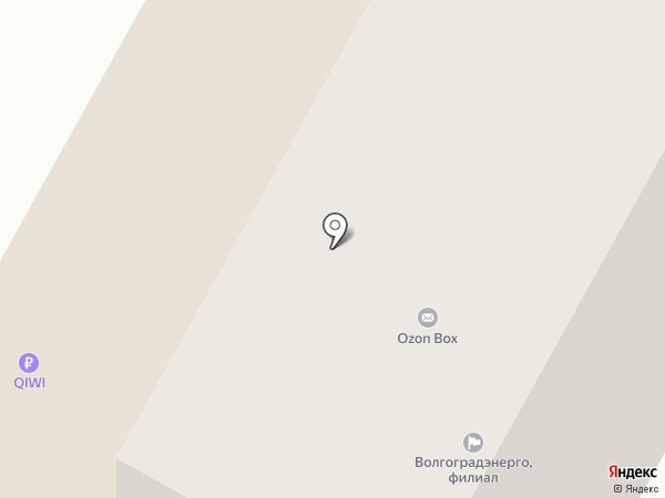 UGem на карте Волгограда