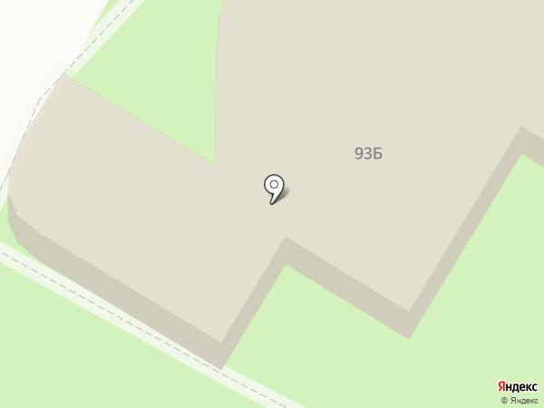 Frant`Эль Вкусный двор на карте Волгограда