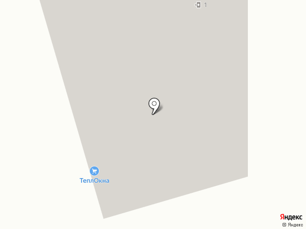 Промэкс на карте Волгограда