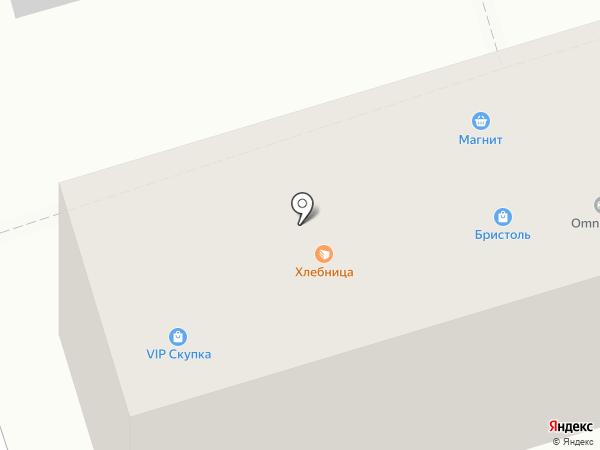 Мебельный магазин на карте Волгограда
