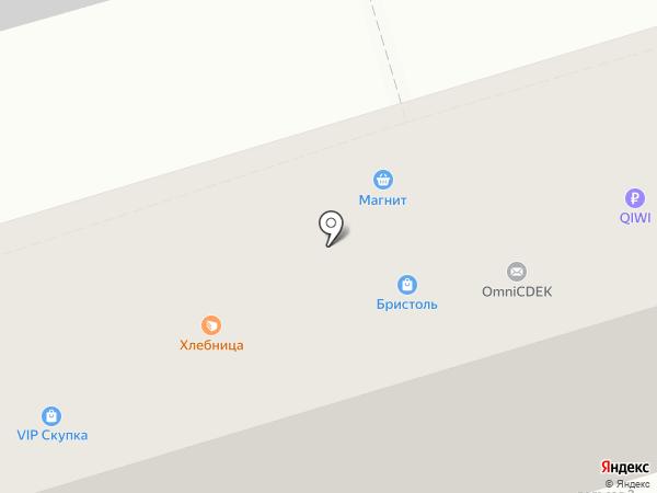 Банкомат, Сбербанк, ПАО на карте Волгограда