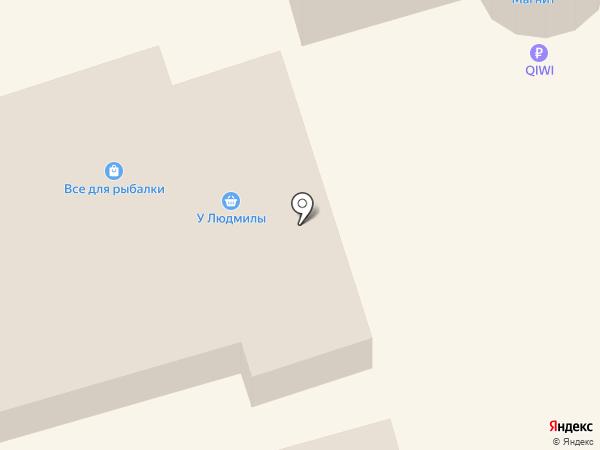 Мясной магазин на карте Волгограда