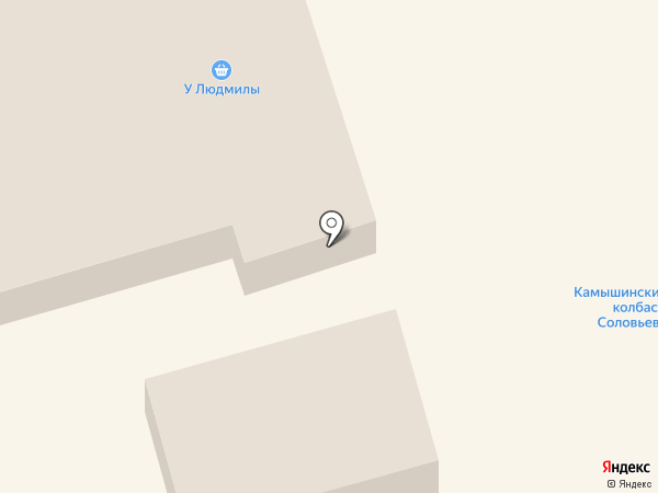 Магазин товаров для рыбалки на карте Волгограда