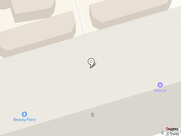 Люкс-дом на карте Волгограда