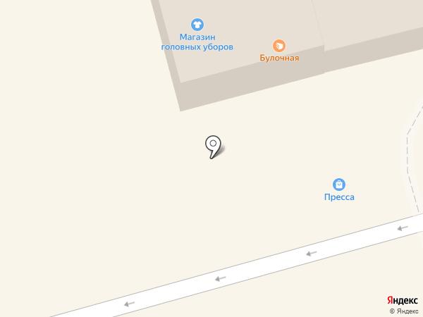 Царь-продукт на карте Волгограда