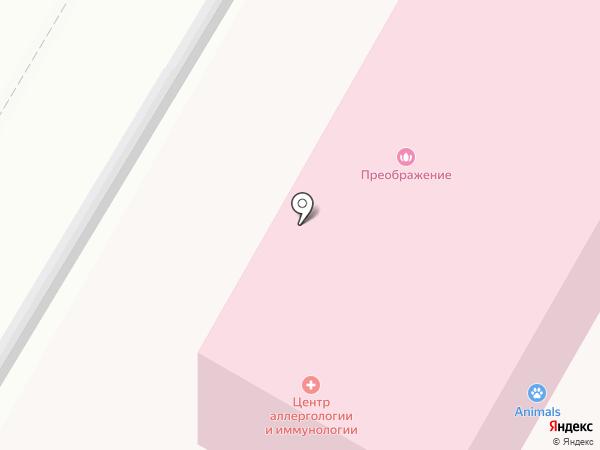 Кораблик на карте Волгограда