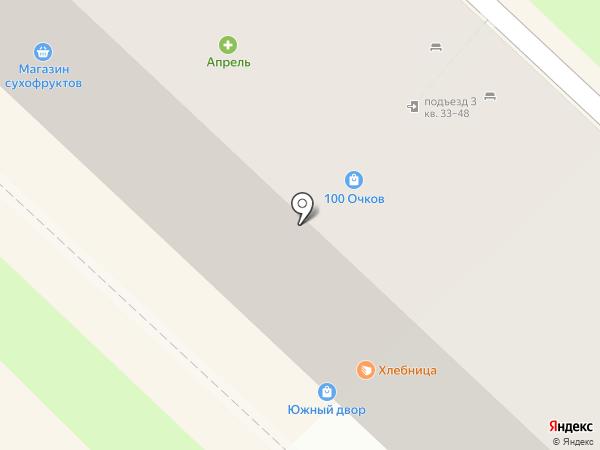 Банкомат, Банк Возрождение на карте Волгограда