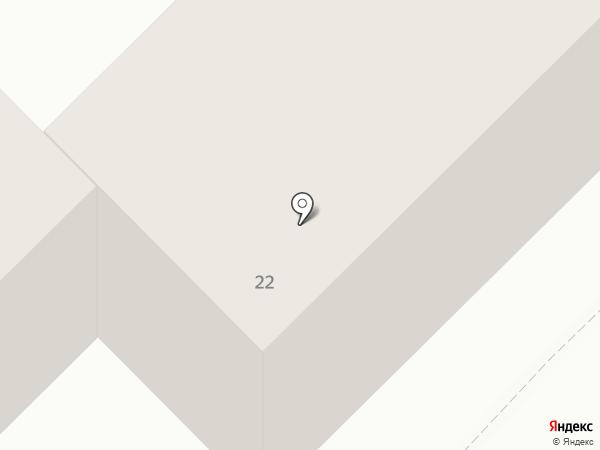 Техносервис на карте Волгограда