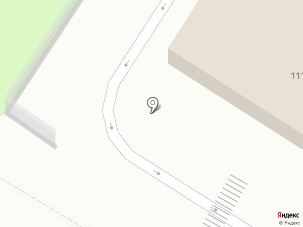 Макдоналдс на карте Волгограда