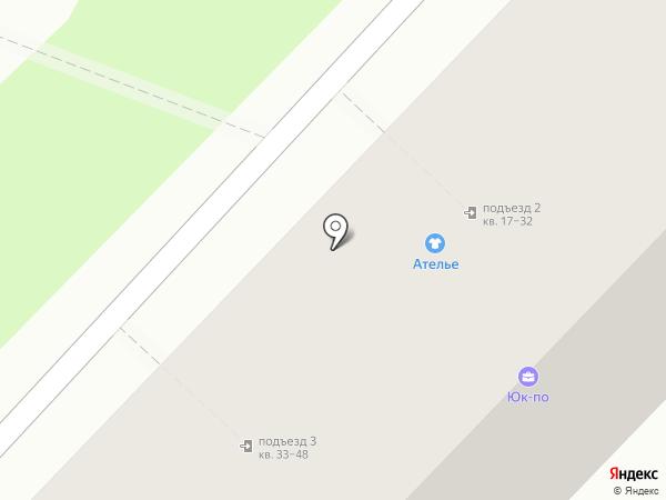 Ювелирная мастерская на карте Волгограда